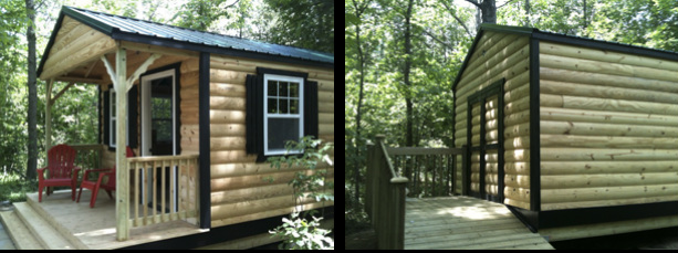 Cabins and Bunkies
